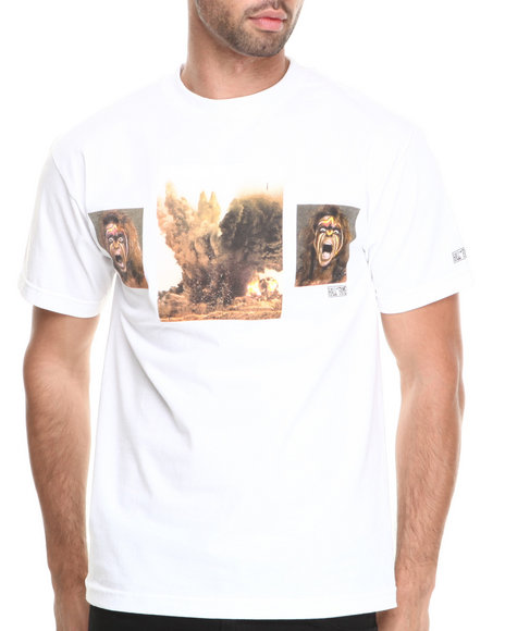 Hall of Fame White Mix Up Tee