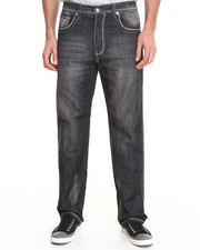 Jeans & Pants - Pulse Thick Stitch Signature fanback denim jeans