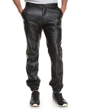 Akademiks - Smith Faux Leather Pants