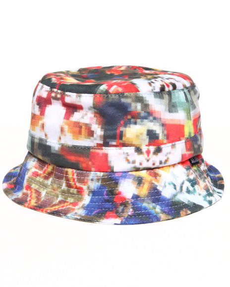 Hall of Fame Multi Sublimation Gatti Bucket Hat