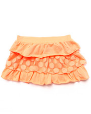Skirts & Skorts - TIERED RUFFLE SKIRT (4-6X)