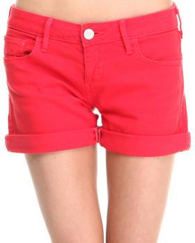 True Religion - Cassie Rolled Shorts