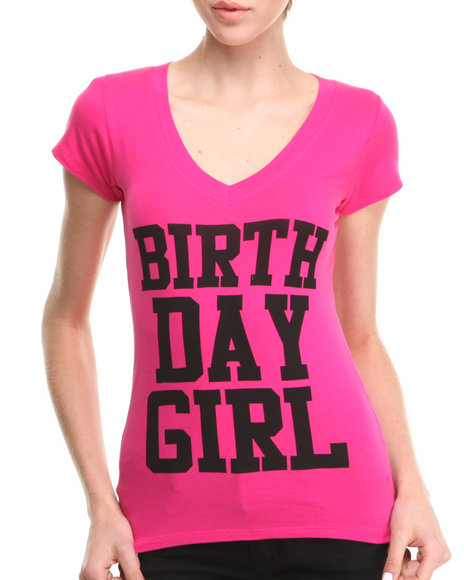 Birthday Girl Pink Birthday Girl Party T-Shirt