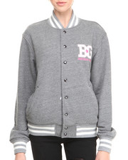Women - BG Varsity Jacket