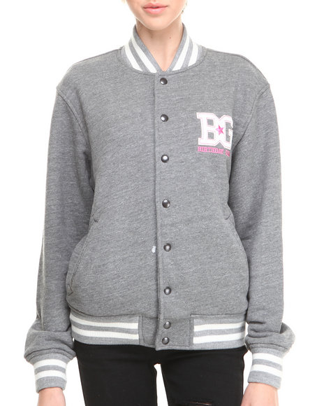 Birthday Girl - BG Varsity Jacket