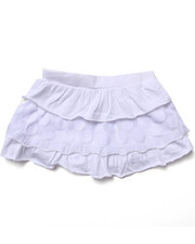 Girls - TIERED RUFFLE SKIRT (4-6X)
