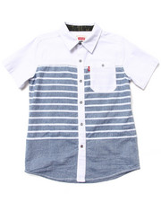 Boys - ALAMEDA PANELED SHIRT (8-20)