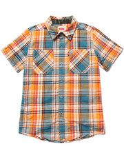 Levi's - WALDEN PLAID WORK SHIRT (8-20)