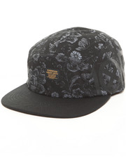 Accessories - Floral Brocade Camper Hat
