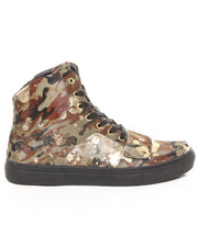 Shoes - Gold Foil Camo Hi
