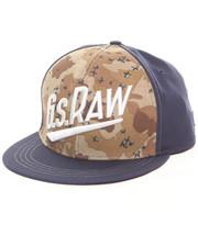 Hats - Logo Camo Snapback
