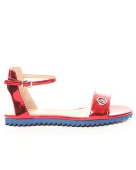 Armani Jeans - Ankle Strap Sandal