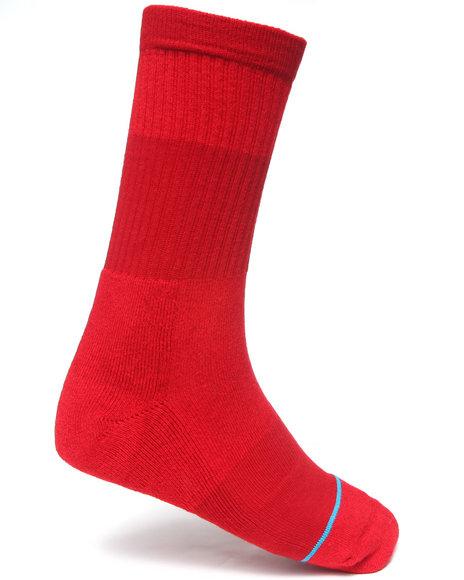 Stance Socks Spectrum Socks Red Large/X-Large