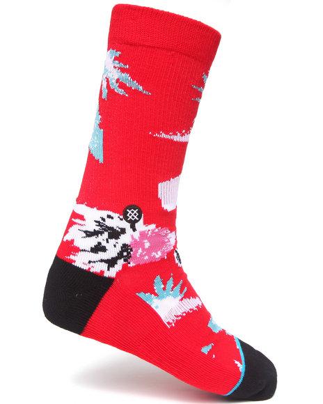 Stance Socks Bowls Socks Red Large/X-Large
