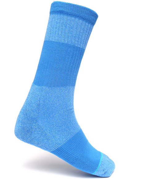 Stance Socks Blue Clothing Accessories