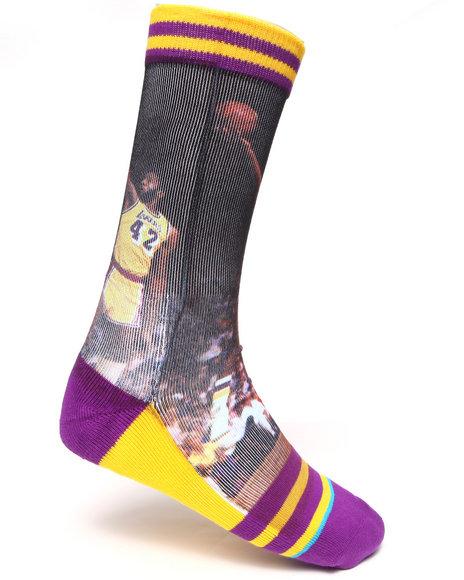 Stance Socks James Worhy Socks Multi Large/X-Large