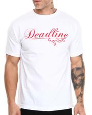 Deadline - Script Logo Tee