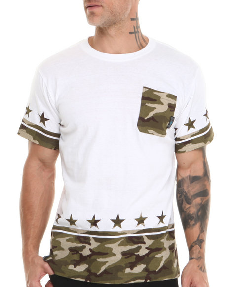 Enyce White Commander T-Shirt
