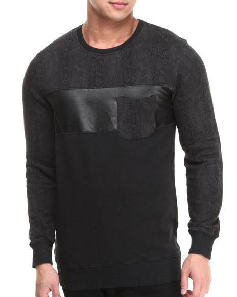 Black Kaviar Black Gmail Sweatshirt