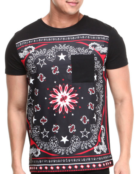 Black Kaviar Black Garoust Sublimation Tee
