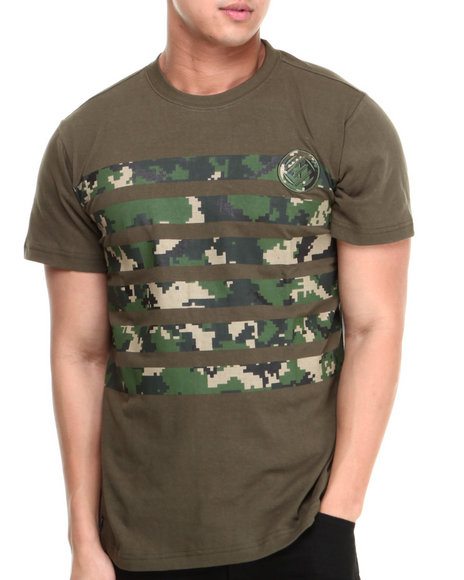 Enyce Olive Platoon T-Shirt