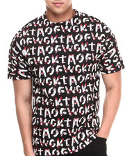 Men - Finger All-Over Tee