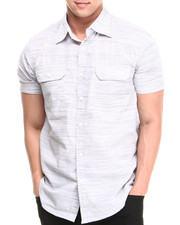Men - Plymouth S/S Button-Down Shirt