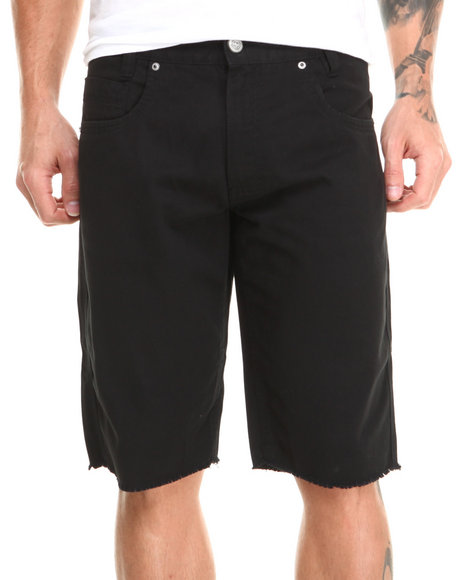 Enyce Black Valentino Denim Short