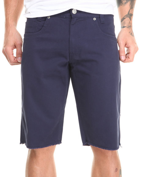 Enyce Navy Valentino Denim Short