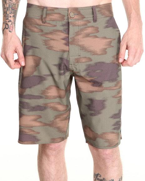 RVCA Camo Camo Haze Hybrid Shorts