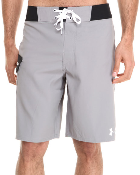Under Armour Black,Grey Seagirt Board Shorts