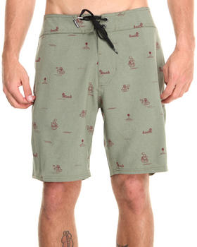Volcom - Heather Ships Board Shorts
