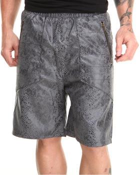Buyers Picks - Vegan Leather Drawstring Shorts