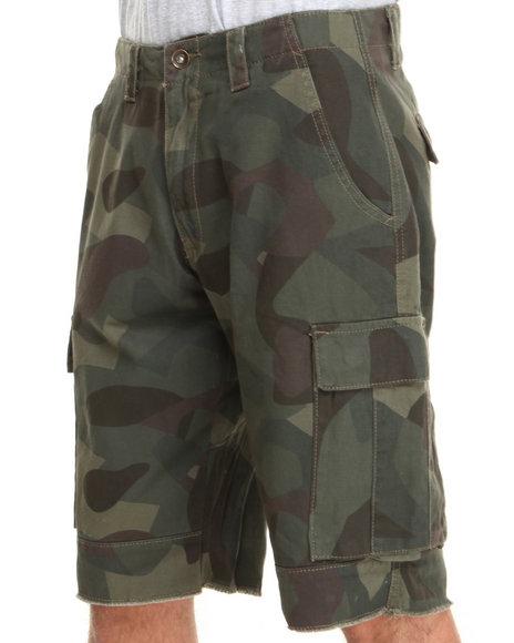 Allston Outfitter - Men Camo Camo Cargo Short - $24.99