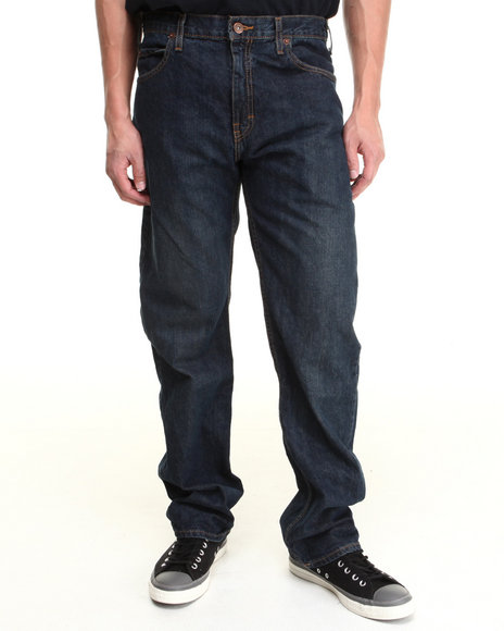 Dickies Blue Dickies 5-Pocket Denim Jean