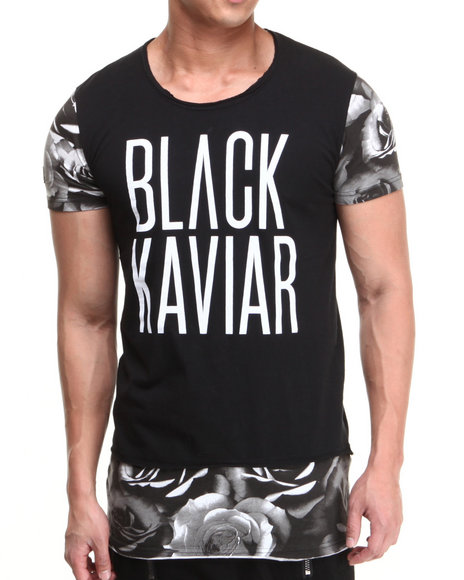 Black Kaviar Black Geacour Sublimation Tee