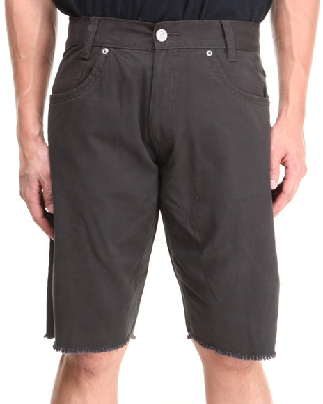 Enyce Charcoal Valentino Denim Short