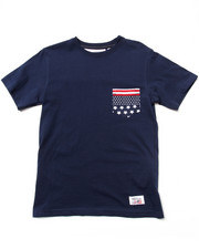 Parish - PRINTED POCKET TEE (8-20)