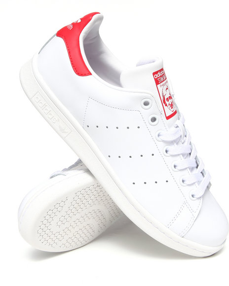 Adidas White Stan Smith Sneakers