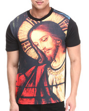T-Shirts - Jesus Sublimation Tee