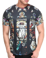 T-Shirts - The Savior Sublimation Tee