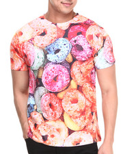 T-Shirts - Breakfast of Champions Sublimation Tee
