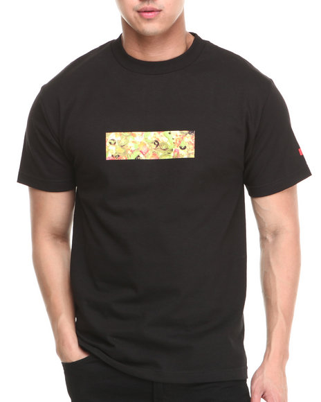 CLSC Black Supreme Bar Tee