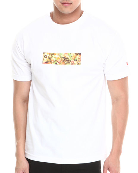 CLSC White Supreme Bar Tee