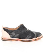 DJP OUTLET - Hampton Denim Camo Shoe