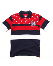 Short-Sleeve - AMERICANA POLO (8-20)