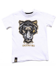 Tops - TIGER TEE (2T-4T)