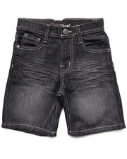 Shorts - FANBAK DENIM SHORTS (4-7)