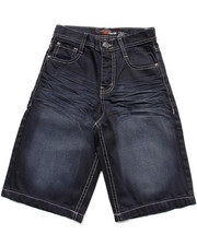 Bottoms - FANBAK DENIM SHORTS (8-20)