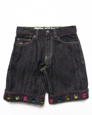 Shorts - LIL' TOMMY DENIM SHORTS (8-20)